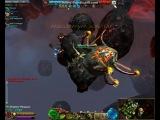 Драконы и титаны: Первое видео против игроков.